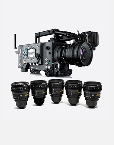 Arri Alexa Ultra Prime Package