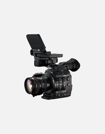 Canon C300 Mk II Camera