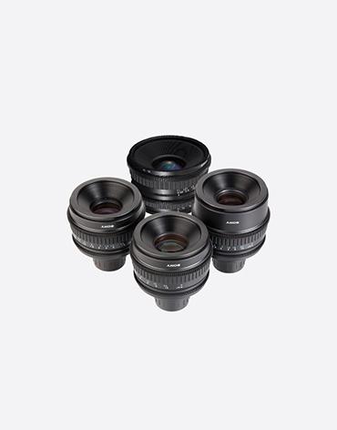 Sony PL Lens Set