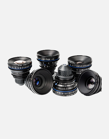 Zeiss CP.2 Prime Lens Set