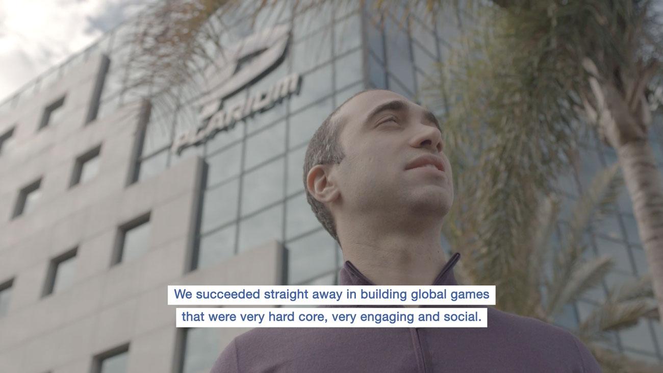 Facebook -  Plarium Games (Israel)